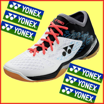 送料無料◆YONEX◆2017年3月下旬発売◆パワークッション03MID SHB03MD バドミントンシューズ ヨネックス