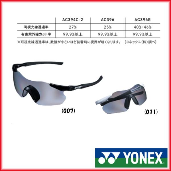 送料無料◆2018年4月下旬発売◆YONEX◆スポーツグラスコンパクト2 AC394C-2 サングラス ヨネックス