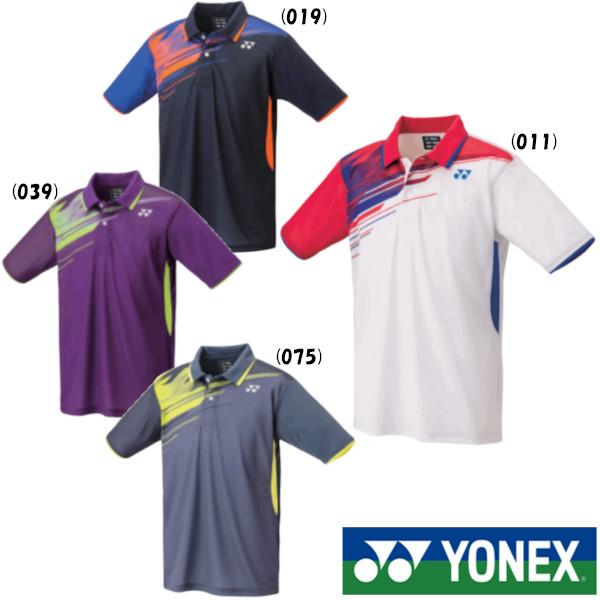 テニス バドミントン 世界の人気ブランド ウェア 日本未発売 ヨネックス 送料無料 10429 ユニセックス YONEX ゲームシャツ 2021年5月中旬発売