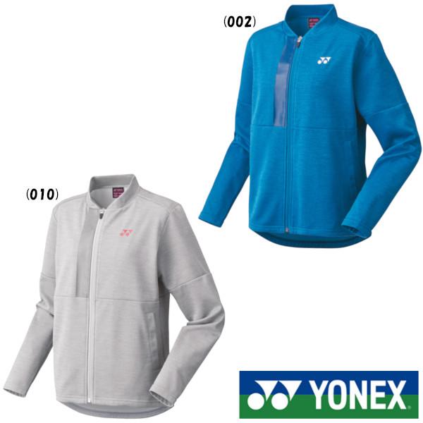 テニス バドミントン 出色 ウェア ヨネックス 送料無料 ニットウォームアップシャツ 信頼 レディース 58095 YONEX 2021年8月下旬発売