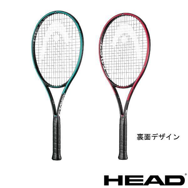5%OFFクーポン対象◆送料無料◆HEAD◆2019年7月中旬発売 グラビティ プロ GRAVITY PRO 234209 ヘッド 硬式テニスラケット