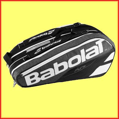 送料無料◆BabolaT◆2017年モデル◆ラケットバッグ(ラケット9本収納可) BB751134 バッグ バボラ