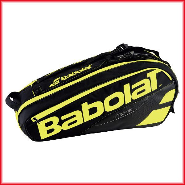 送料無料◆BabolaT◆2017年モデル◆ラケットバッグ(ラケット6本収納可) BB751135 バッグ バボラ