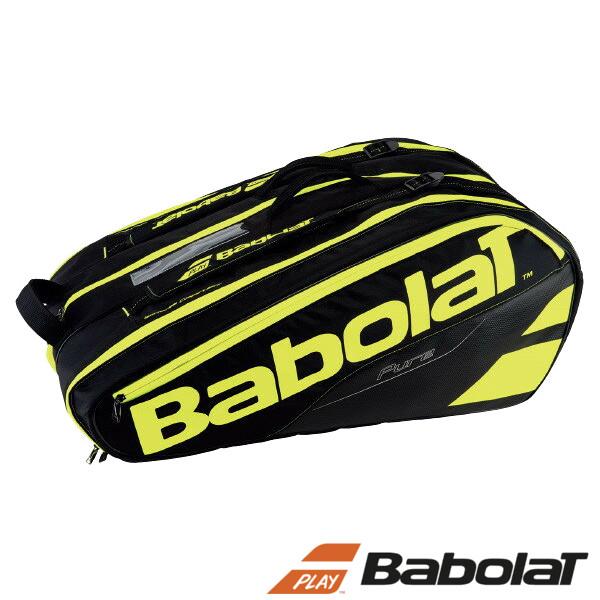送料無料◆BabolaT◆2017年モデル◆ラケットバッグ(ラケット12本収納可) BB751133 バッグ バボラ