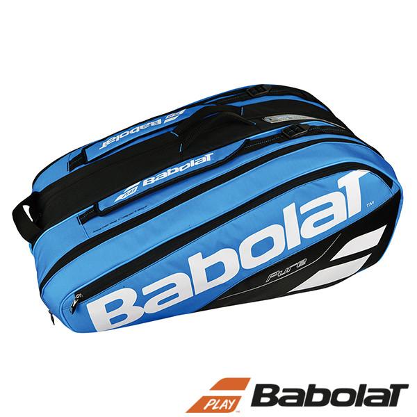 送料無料◆BabolaT◆2018年モデル◆ラケットバッグ(ラケット12本収納可) BB751169 バッグ バボラ