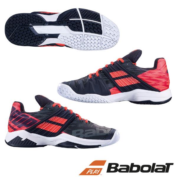 送料無料◆Babolat◆2019年3月発売◆プロパルス フューリー オールコート M メンズ PROPULSE FURY ALL COURT M BAS19208 バボラ テニスシューズ オールコート用
