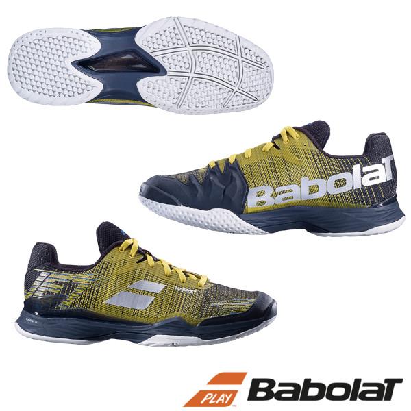 送料無料◆Babolat◆2019年3月発売◆ジェット マッハ II オムニ M メンズ JET MACH II OMNI M BAS19627 バボラ テニスシューズ オムニコート用