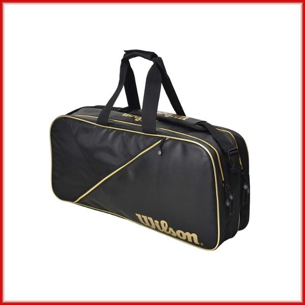 送料無料◆WILSON◆2018年発売◆RECTANGLE BAG IV  レクタングルバッグ4 WRZ894600 バッグ テニス バトミントン ウィルソン