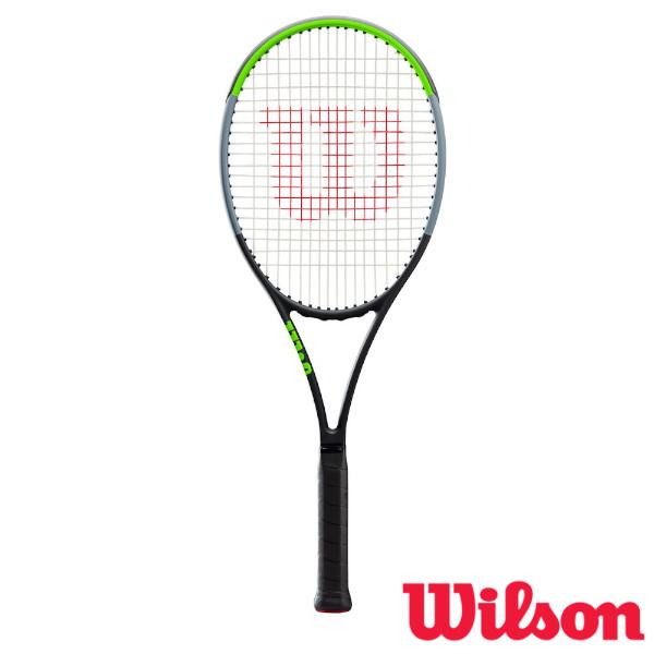 送料無料◆Wilson◆2019年8月発売◆BLADE 98(16x19) V7.0 WR013611S ウィルソン 硬式テニスラケット