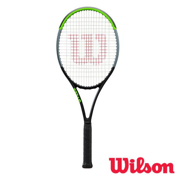 10%OFFクーポン対象◆送料無料◆Wilson◆2020年1月発売◆BLADE 100UL V7.0 WR014111S ウィルソン 硬式テニスラケット