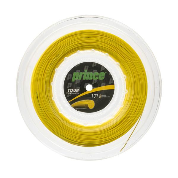 送料無料◆Prince◆ロールガット ツアー XC 17L 7J937 プリンス 硬式テニスストリング