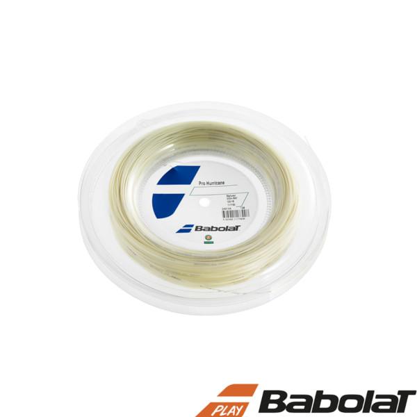 送料無料◆BABOLAT◆プロハリケーン 125/130/135 BA243104R ロールタイプ バボラ 硬式テニスストリング