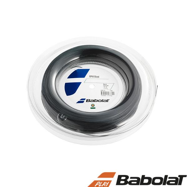 送料無料◆BABOLAT◆RPMブラスト 120/125/130 BA243101R ロールタイプ バボラ 硬式テニスストリング