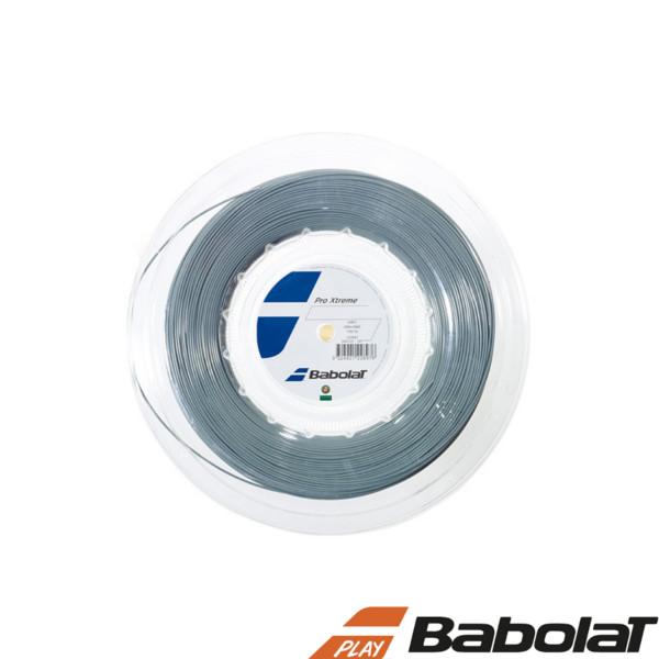 送料無料◆BABOLAT◆プロエクストリーム 125/130 BA243125 ロールタイプ バボラ 硬式テニスストリング