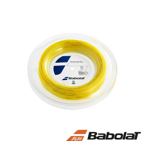 送料無料◆BABOLAT◆プロハリケーンツアー 120/125/130/135 BA243102R ロールタイプ バボラ 硬式テニスストリング