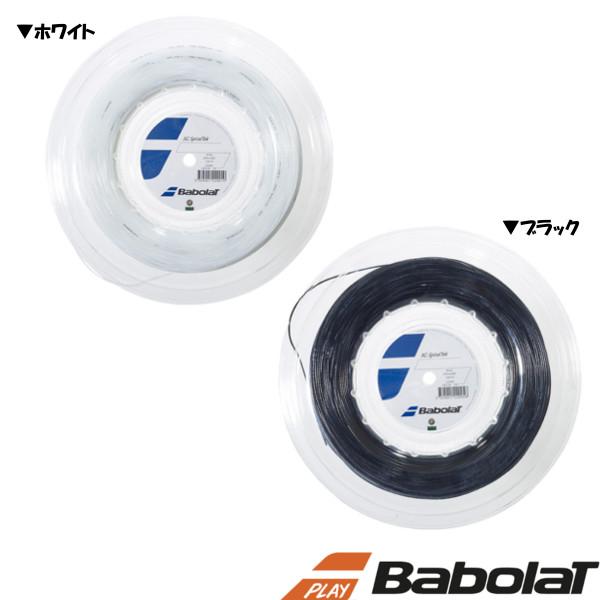 送料無料◆BABOLAT◆SGスパイラルテック 125/130 BA243124R ロールタイプ バボラ 硬式テニスストリング