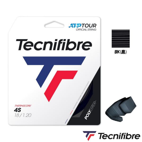 送料無料◆Tecnifibre◆4S 1.20mm TFR405 テクニファイバー 硬式テニス ストリング ロールガット