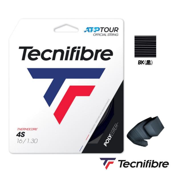 送料無料◆Tecnifibre◆4S 1.30mm TFR407 テクニファイバー 硬式テニス ストリング ロールガット