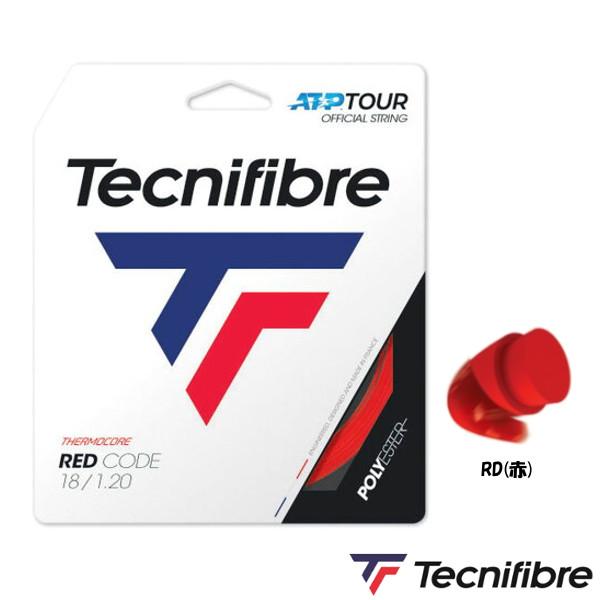 送料無料◆Tecnifibre◆RED CODE 1.20mm TFR415 テクニファイバー 硬式テニス ストリング ロールガット