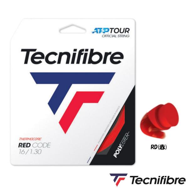送料無料◆Tecnifibre◆RED CODE 1.30mm TFR417 テクニファイバー 硬式テニス ストリング ロールガット