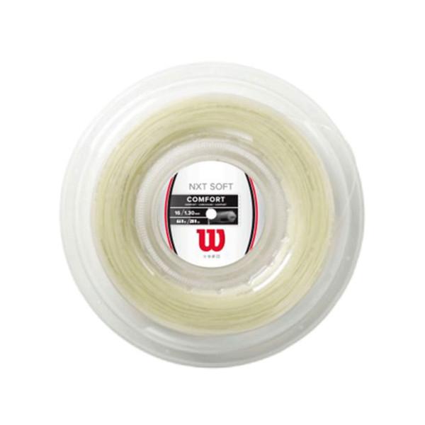 送料無料◆Wilson◆硬式テニスストリング NXT SOFT 16 REEL WR830520116 ウィルソン ロールガット