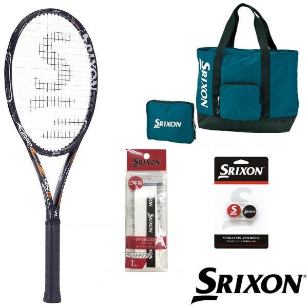 送料無料◆数量限定◆SRIXON◆REVO CZ98D お買い得セット 硬式テニスラケット スリクソン