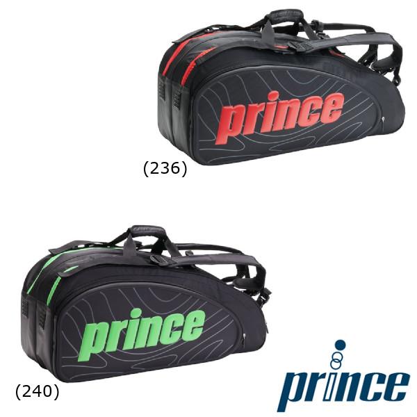 送料無料◆prince◆2019年11月発売◆ラケットバック(ラケット6本収納可) TT902 プリンス バッグ