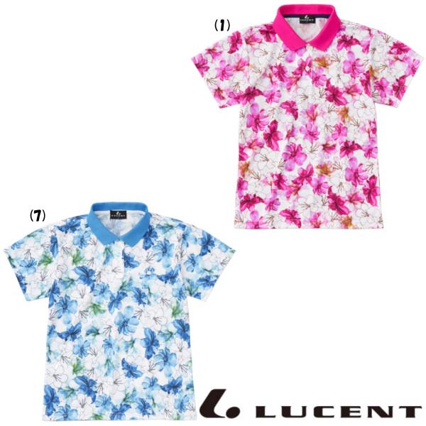 テニス ウエア ルーセント 送料無料 LUCENT レディース ゲームシャツ XLP-904 希望者のみラッピング無料 2020 新作