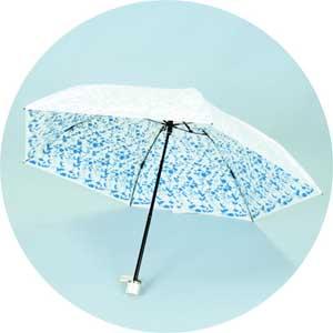 【送料無料】プレミアムホワイト(PREMIUM WHITE)晴雨兼用傘