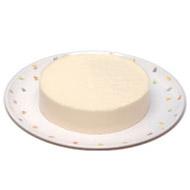 クリーミーで甘酸っぱい、さっぱりとした風味のチーズケーキです。製造元より直送でお届けします。 【送料無料】那須千本松牧場レアチーズケーキ【代引不可】