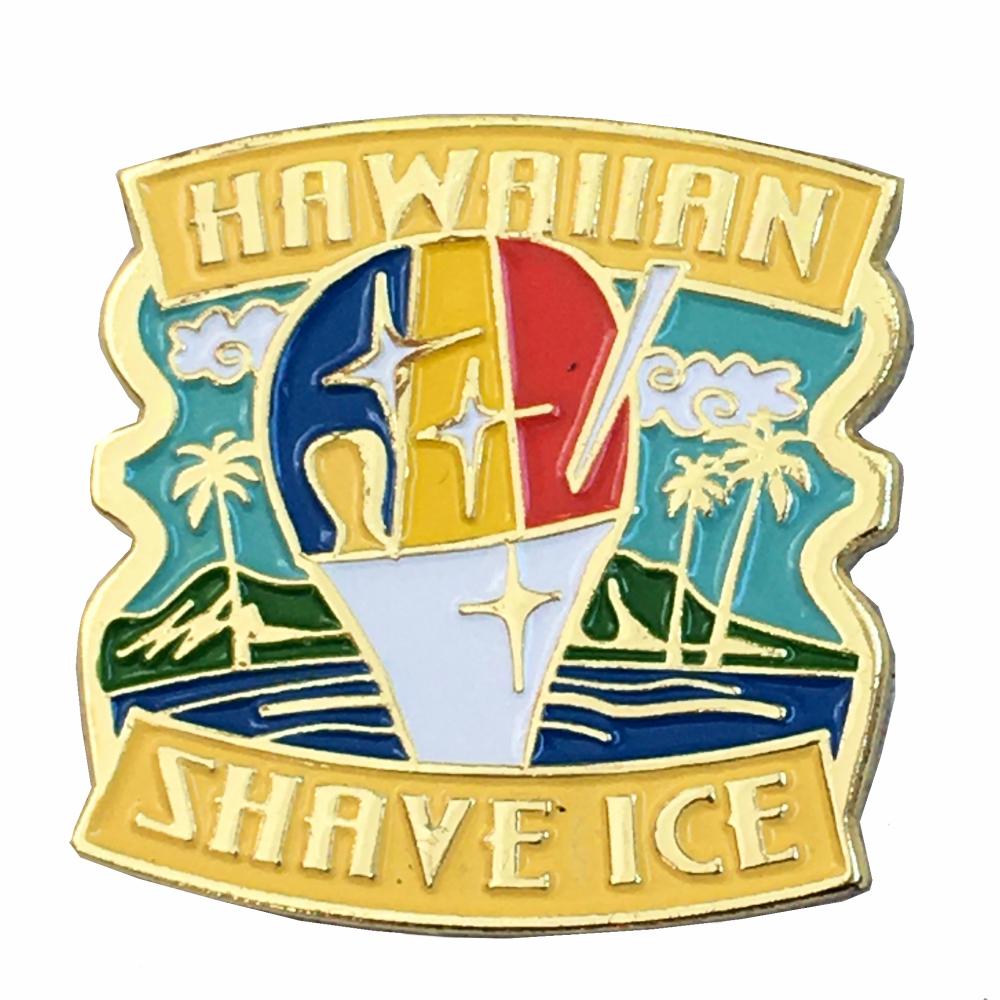 ピンバッジ お気に入り ハワイアン雑貨 ハワイ雑貨 ハワイ お土産 ハワイアンデザインがあふれるピンバッジ 多数あります 複数購入 割引クーポン配布中 ハワイアン ピンバッチ ブローチ ピン アメリカン雑貨 アメリカ雑貨 おしゃれ 小物 ピンブローチ 蝶タック バッチ ポイント消化 シェーブアイス かき氷 かわいい 購買