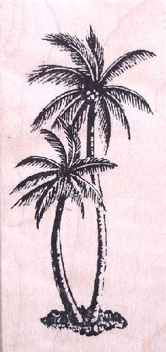 ハワイ直輸入 線がきっちり表現できるゴム製スタンプ 複数購入 割引クーポン配布中 ハワイ メーカー公式 スタンプ M お見舞い ダブル パームツリー やし スクラップブッキング やしの木 オシャレ はんこ ヤシの木 植物 おしゃれ かわいい ハンコ おもしろ