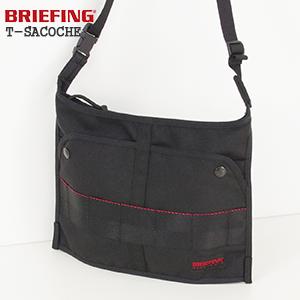 ブリーフィング/BRIEFING Tサコッシュ ショルダーバッグ T-SACOCHE BRM183206【コンビニ受取可能】【a*】