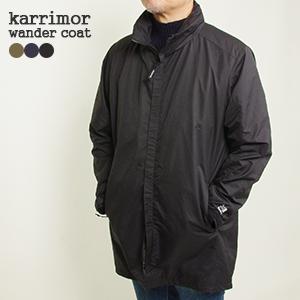 【2019FW】カリマー/Karrimor ワンダーコート トラベルコート パッカブルナイロンコート wander coat メンズ【コンビニ受取可能】【a*】