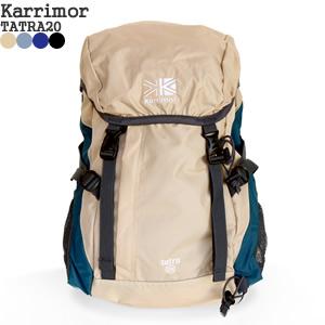 カリマー Karrimor:機能性とお洒落を兼ね備えたライトトレッキングシリーズ Karrimor タトラ20 デイパック リュック メンズ TATRA20 ザック コンビニ受取可能 高い素材 流行のアイテム a レディース