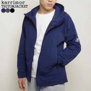 カリマー/Karrimor トライトンジャケットトラベルジャケット ナイロンジャケット TRITON JACKET メンズ【コンビニ受取可能】【a*】
