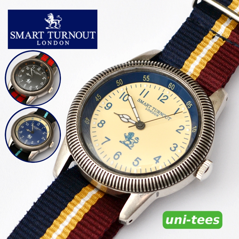 SMART TURNOUT アンティーク加工腕時計 スマートターンアウト