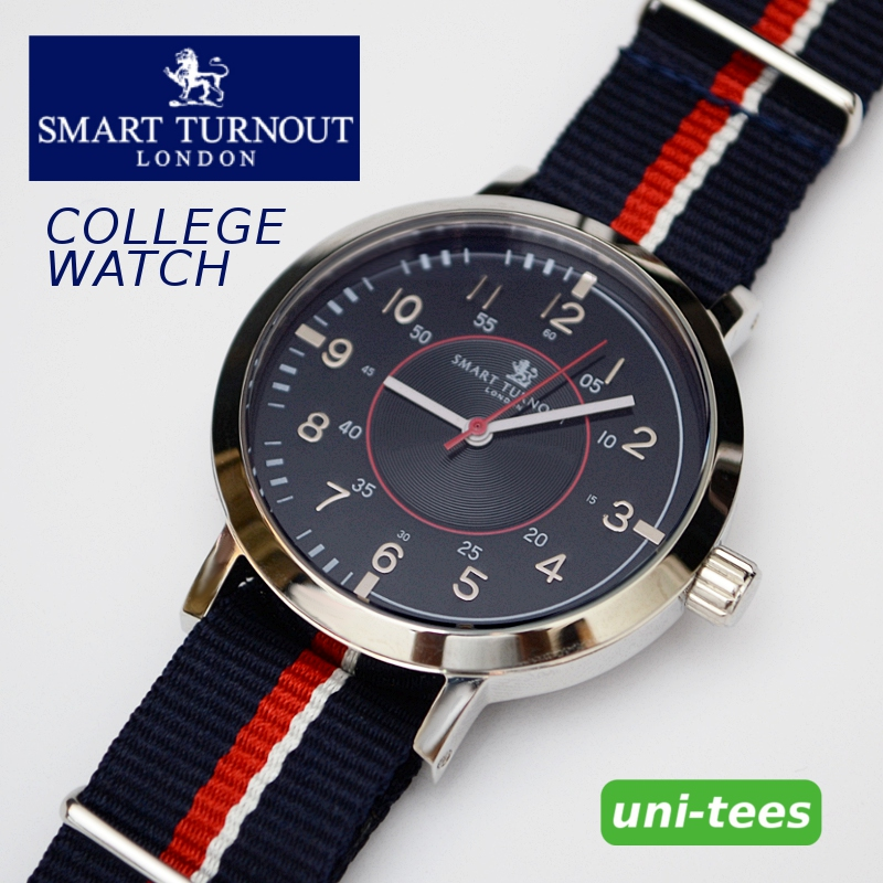 SMART TURNOUT COLLEGE WATCH スマートターンアウト腕時計 「カレッジウォッチ」