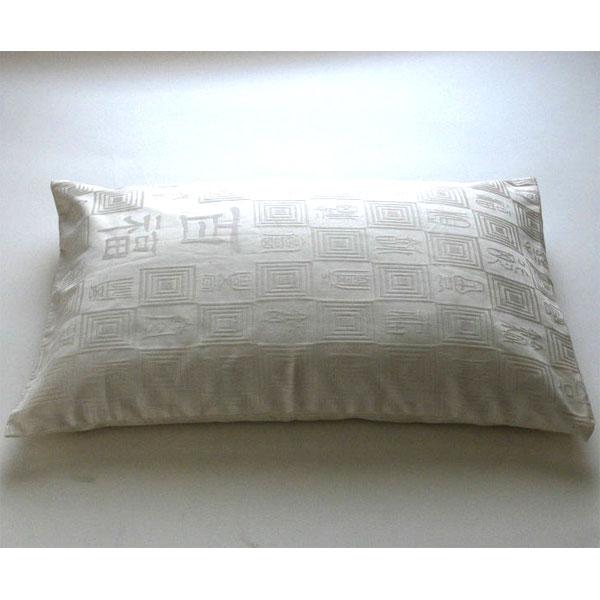 そば殻枕 そば枕 枕 そば殻 日本製 送料無料【百福そば枕デラックス】【送料無料】通気性抜群の100%天然そば枕です。湿度・熱を適度に発散 mate