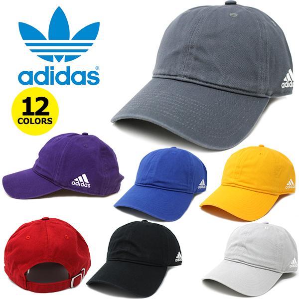 adidasの大人気定番ローキャップ メンズ レディースOK アディダス キャップ ダッドハット adidas ブラック ホワイト グレー 在庫処分 ブルー ネイビー 帽子 ゴルフ レッド ランニング パープル フリーサイズ ピンク ローキャップ イエロー レディース グリーン テニス 定価