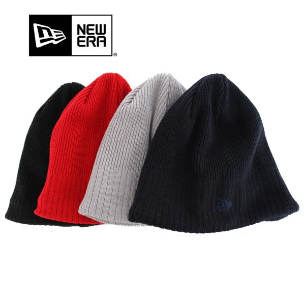 ニューエラ NEW 新作販売 ERA ニットキャップ ビーニー フリース ニット帽 メール便対応可 在庫一掃 メール便 帽子 レッド ゴルフ ブルー ネイビー キャップ グレー ブラック