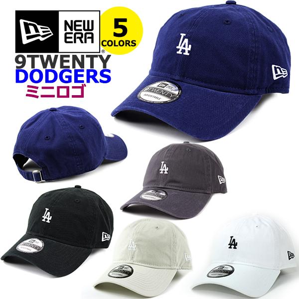 NEW ERAの大人気ミニロゴ ドジャースキャップはフリーサイズ メンズ レディースOK ニューエラ ERA ローキャップ ミニロゴ 買い取り ロサンゼルス ドジャース 激安格安割引情報満載 9TWENTY LOS ゴルフ LA DODGERS ANGELES 帽子 キャップ ストーン MLB ブラック ホワイト グレー ブルー ダッドハット