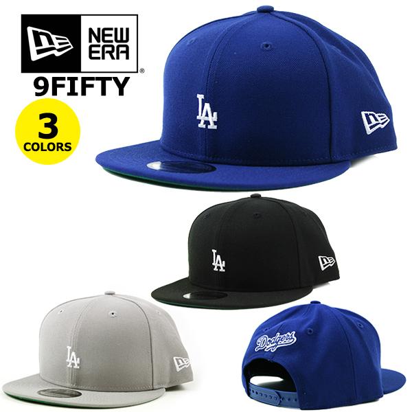 NEW ERA大人気ドジャースのミニロゴスナップバックキャップ フリーサイズでメンズ レディースOK ニューエラ キャップ 新着 9FIFTY ドジャース ミニロゴ ERA LA ゴルフ スナップバックキャップ MLB 入荷予定 グレー ブラック 帽子 ロサンゼルス ブルー DODGERS