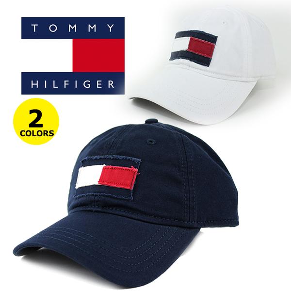 トミー ヒルフィガーの大人気キャップ フリーサイズでメンズ レディースOK ヒルフィガー キャップ TOMMY HILFIGER ダッドハット FLAG ネイビー BIG テニス ゴルフ 帽子 今だけ限定15%OFFクーポン発行中 ホワイト CAP ローキャップ オンラインショップ