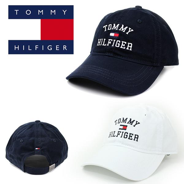 トミー ヒルフィガーの大人気キャップ フリーサイズでメンズ レディースOK ヒルフィガー キャップ 全国どこでも送料無料 TOMMY HILFIGER ローキャップ TETOMMY ホワイト ゴルフ 帽子 ダッドハット ネイビー レディース テニス メンズ 百貨店 CAP