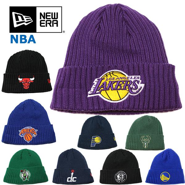 NEW ERAの大人気NBAニット帽 フリーサイズでメンズ レディースOK 割引も実施中 ニューエラ ニット帽 ニットキャップ NBA 美品 ERA スノーボード メール便 セルティックス スキー ウォーリアーズ バスケ ブルズ ウィザーズ キャップ