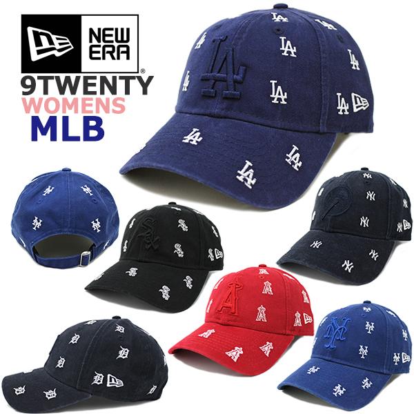 NEW ERAの大人気ミニロゴキャップはフリーサイズ ウィメンズですがメンズもOK ニューエラ キャップ ミニロゴ WOMENS 9TWENTY ERA MLB Scatter Hat エンゼルス レッドソックス 出群 メッツ ホワイトソックス ドジャース 帽子 ヤンキース メジャーリーグ ブレーブス カブス レディース 本物◆ ジャイアンツ タイガース ローキャップ ゴルフ