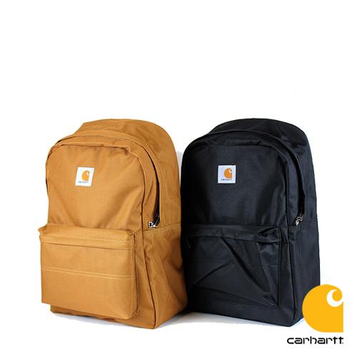 カーハートのシンプルなリュック メンズ レディースOK カーハート 営業 リュック 記念日 バックパック TRADE CARHARTT グレー かばん ブラック 送料無料 ブラウン カバン バッグ