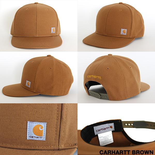 d19292ddaaf puffpufftokyo  CARHARTT (Carhartt) snap back Cap ASHLAND CAP ...