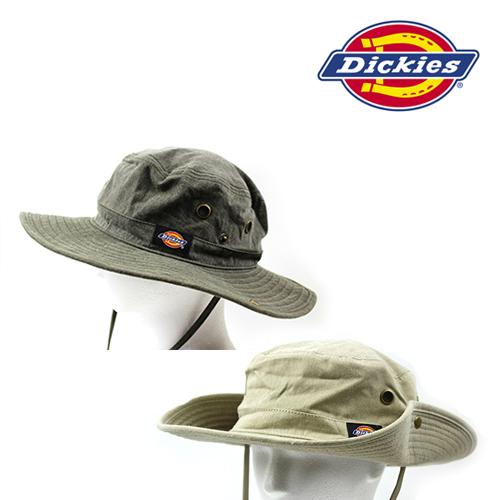 信頼 ディッキーズの大人気ハットはアウトドアやタウンユースでも大活躍 メンズ レディースOK DICKIES ディッキーズ サファリハット カーキ ハット 帽子 グリーン 限定特価 アドベンチャーハット